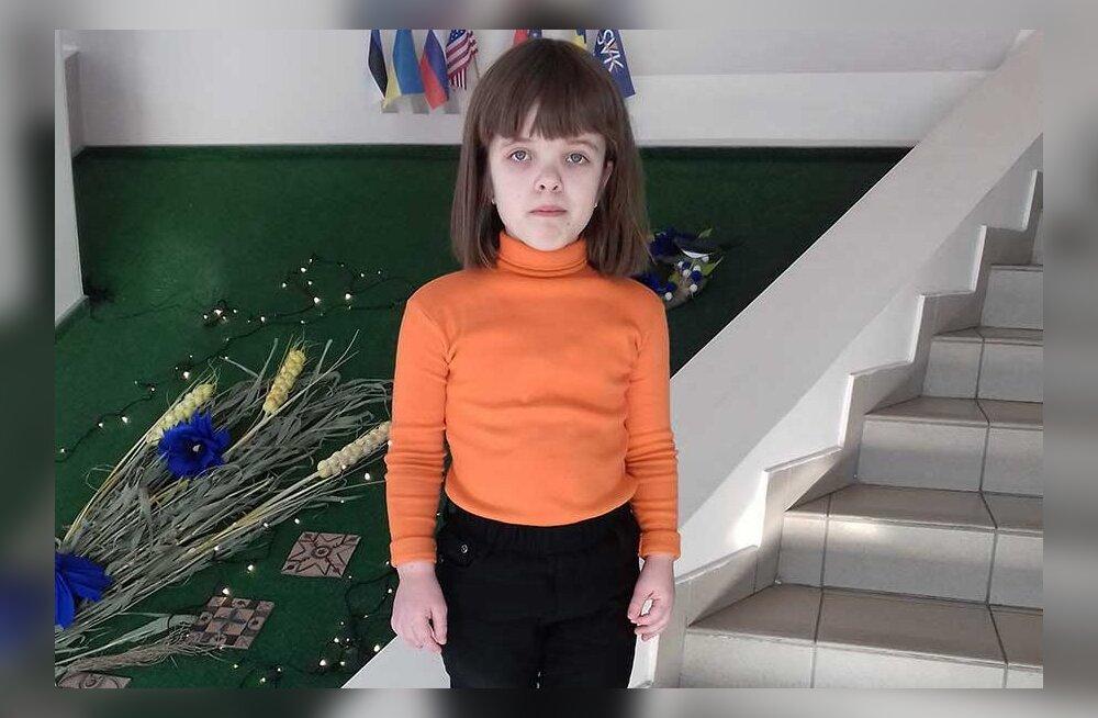 Расти большой! Третьекласснице из Ида-Вирумаа нужна операция за рубежом