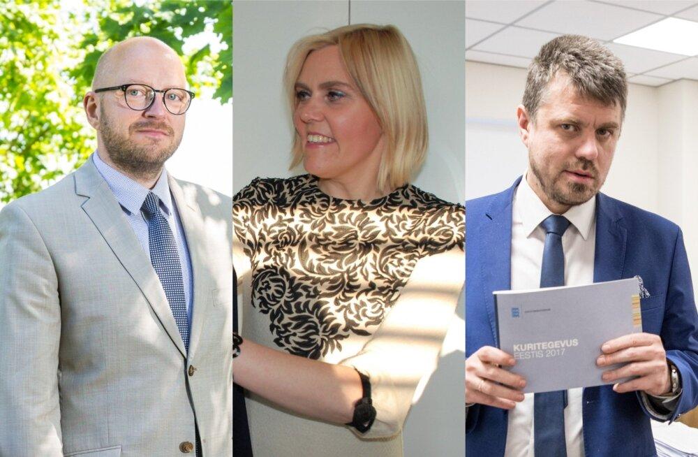 Pinged Eesti kohtunike ladvikus: ihaldatud ametikoht vallandas intriigid