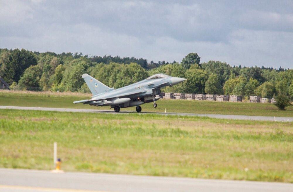 Saksamaa Eurofighter Typhoon Ämaris