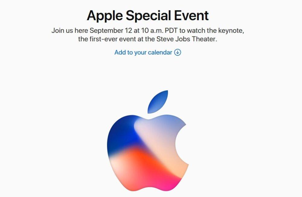 Uued iPhone'id tulekul: tehnoloogiahiid Apple tutvustab täna õhtul oma uusi tooteid
