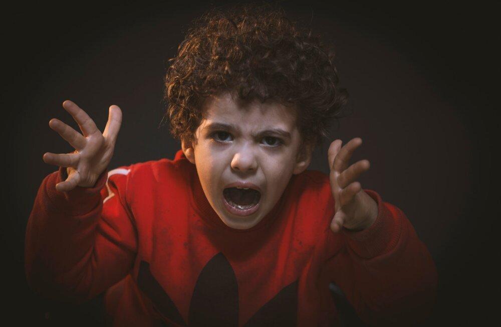 Хороший, Плохой, Злой. Как справиться с детской агрессией?