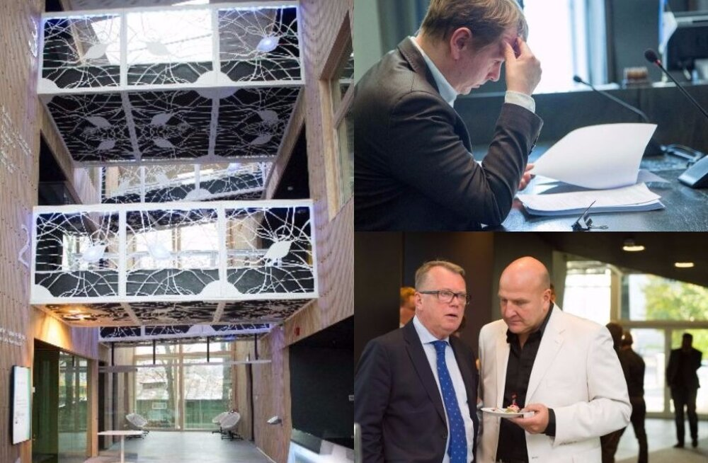 Kohus kuulutas välja 3,3 miljonit EAS-i raha neelanud Targa Maja kompententsikeskuse pankroti