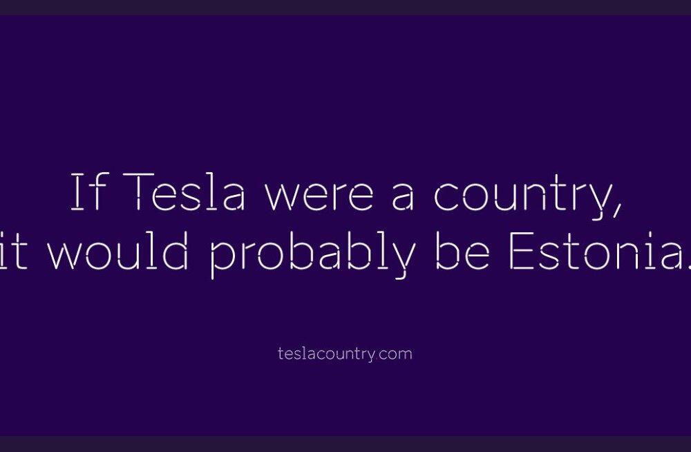 Kas Tesla gigatehas tuleb Paldiskisse? Eesti liitus võistlusega