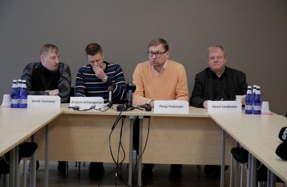 Ametiühingud selgitavad olukorda Rakvere lihakombinaadis.