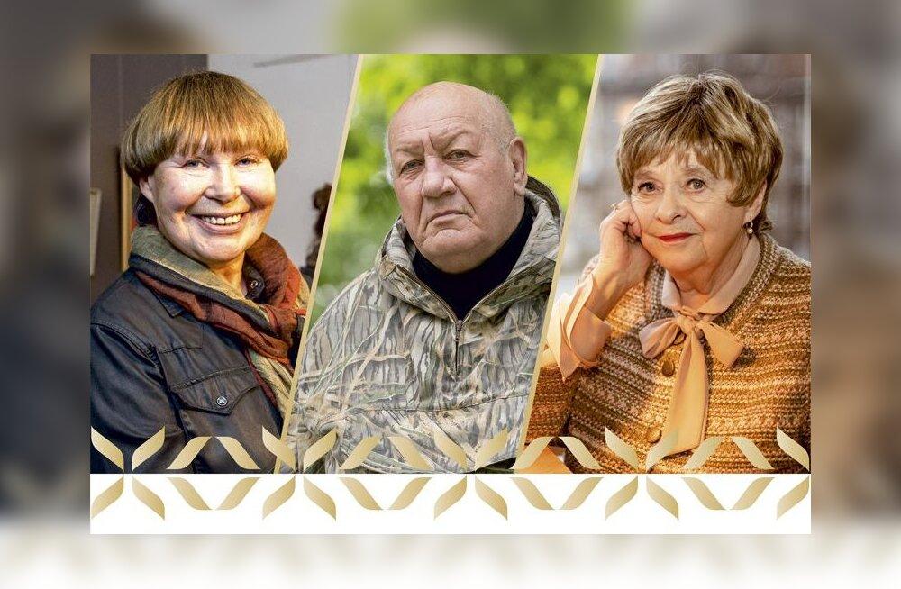 Определились лауреаты государственной Премии за дело всей жизни в области культуры