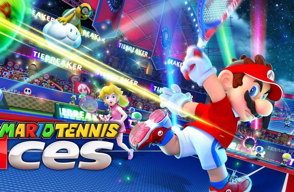 1.-3. juuni: nädalavahetus toob häid videomänge soodsalt või suisa tasuta – Mario Tennis Aces, The Crew 2 jt