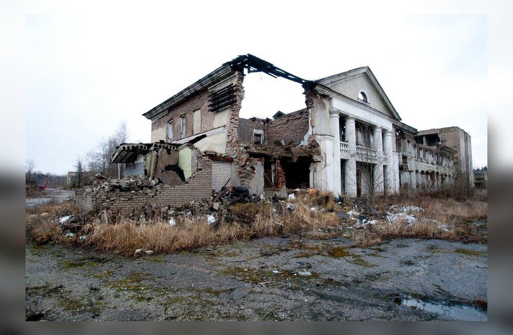 FOTOD: Õitsvatest tööstuslinnakutest on saanud lagunevad kolkad