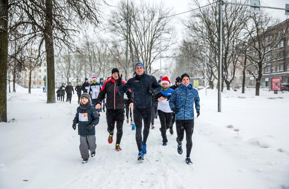 ФОТО: 1 января в Нарве прошел забег обещаний