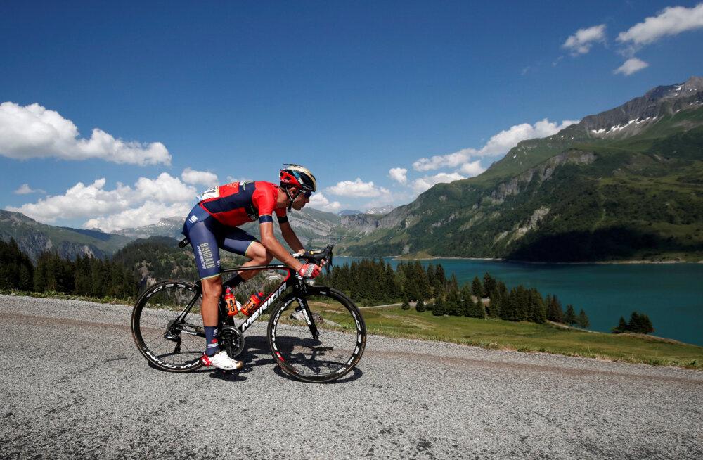 Tour de France'i kukkumise tõttu katkestanud Vincenzo Nibali meeskond kaalub velotuuri korraldajate kohtusse andmist
