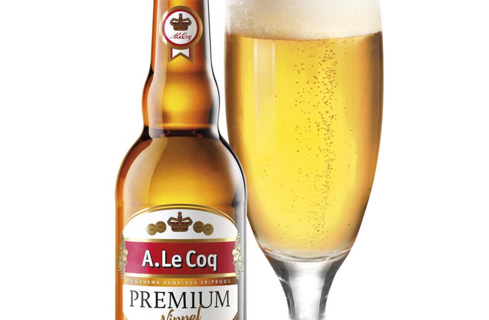 Õlletootja toob turule 0,25-liitrises pudelis õlle