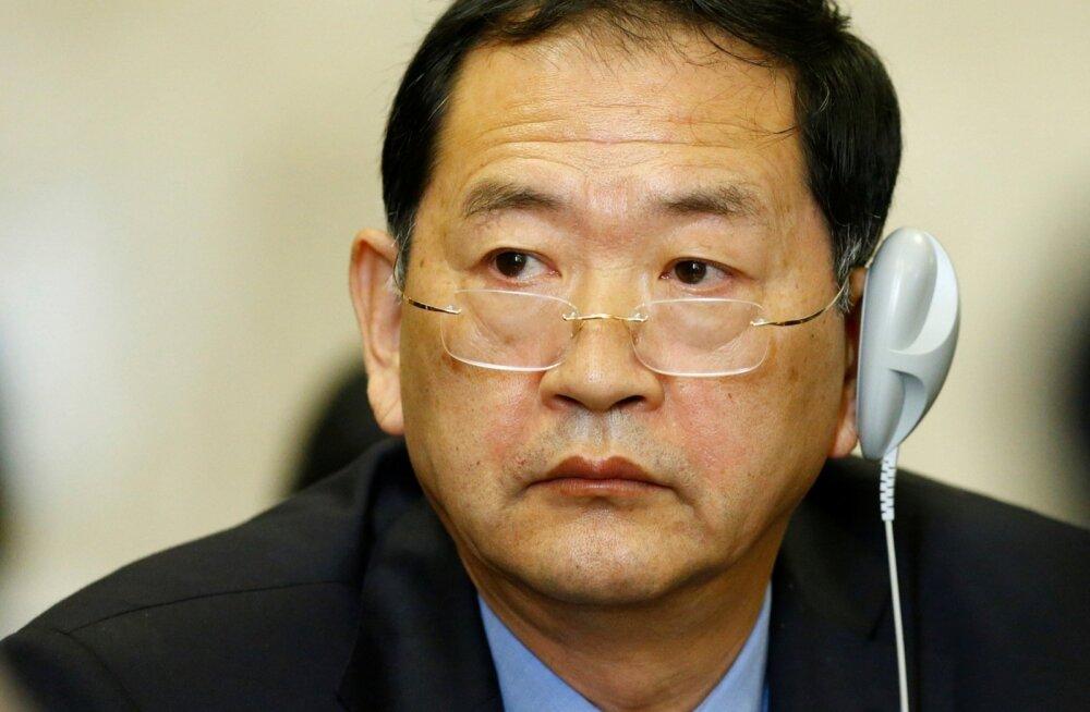 Põhja-Korea lubas panna USA kannatama suurimat valu, mida ta on kogenud