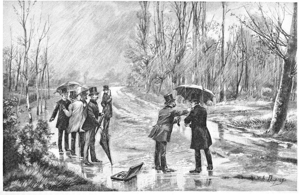 Kanadas võib duellipidamine peatselt üle enam kui saja aasta jälle seaduslikuks saada