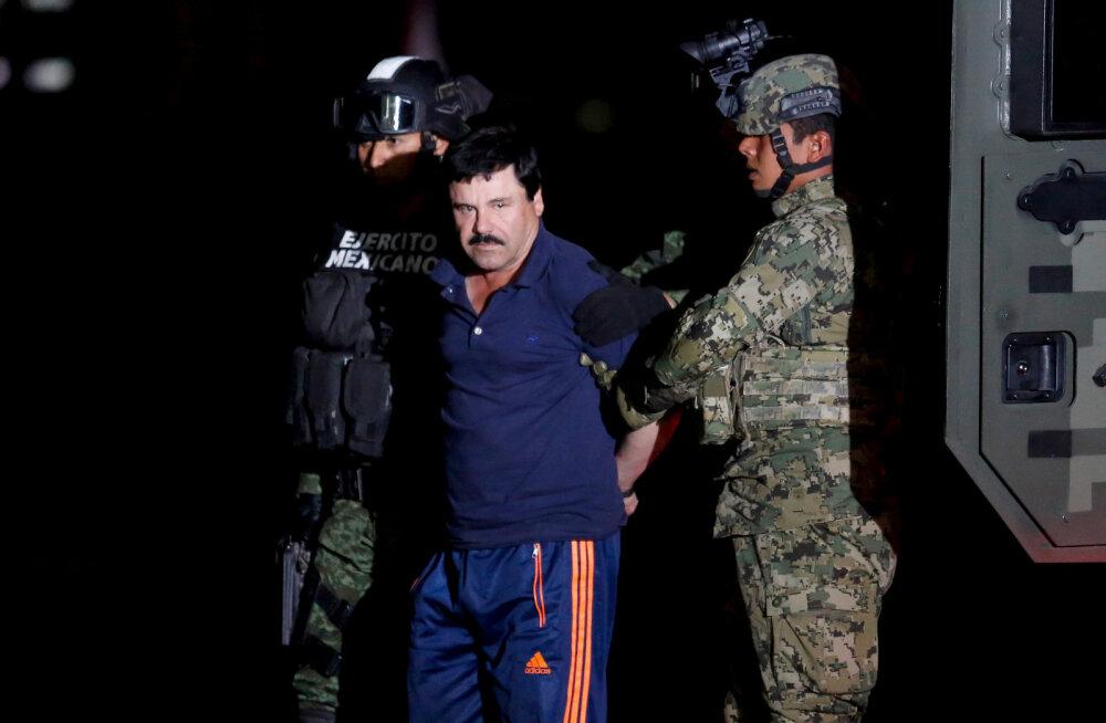 Kaaperdatud helikopter, naisteriided ja nektariinist granaat: üheksa juhtumit, mil kurjategijad suutsid uskumatul kombel vanglast põgeneda