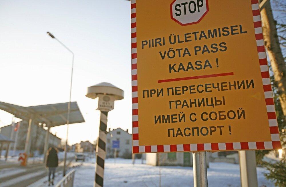 EESTI 100 AARET | Kuidas Eesti ja Läti tülli pöörasid ja ühe linna pooleks tegid