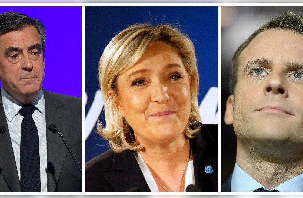 Alatalu: Prantsusmaa presidendivalimistel puudub liider, kandidaatide maailmavaatelisus on laialivalguvam kui kunagi varem