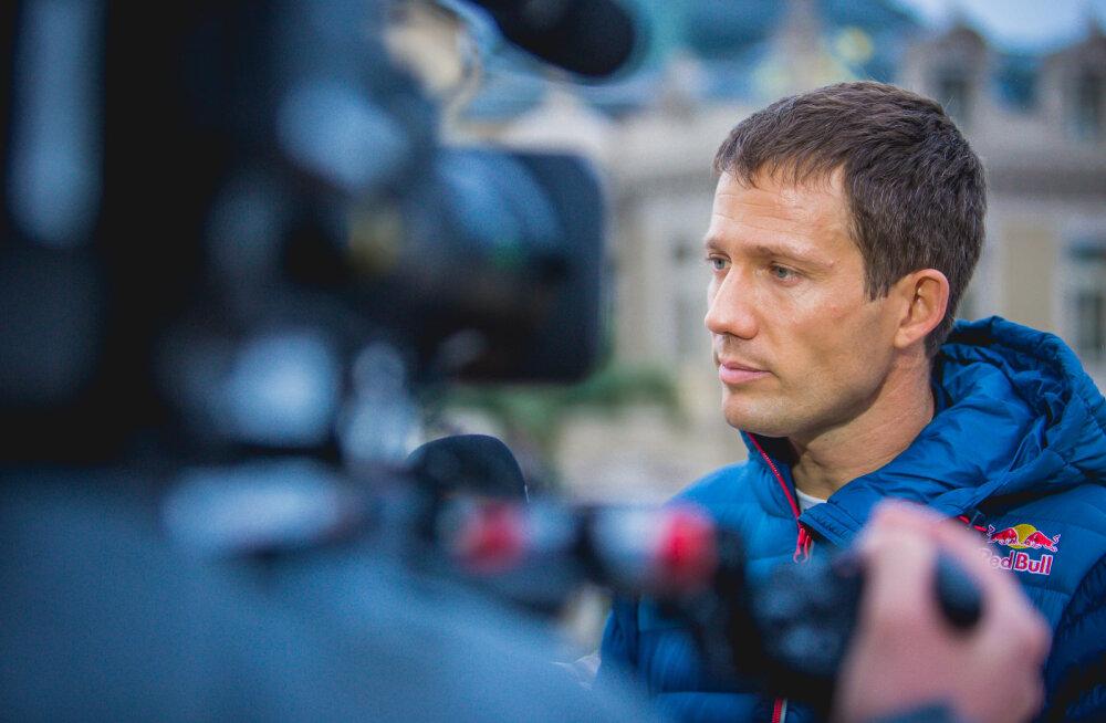Sebastien Ogier: pidin pärastlõunal väsimuse tõttu palju kannatama