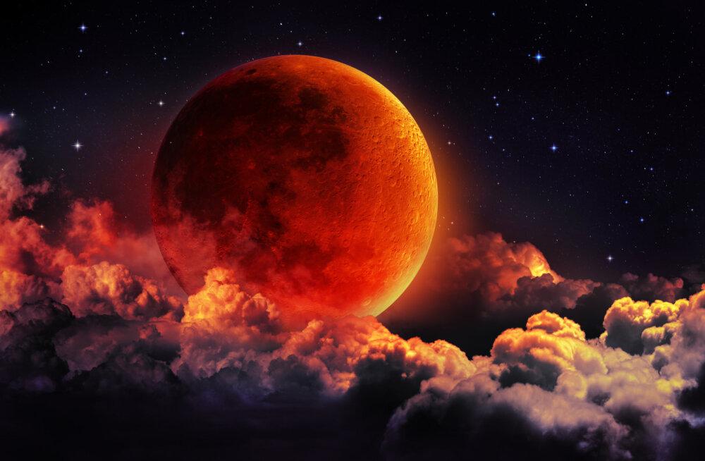 Taevas särab Kaalude sodiaagimärgi täiskuu: fookuses on karma ja suhted!