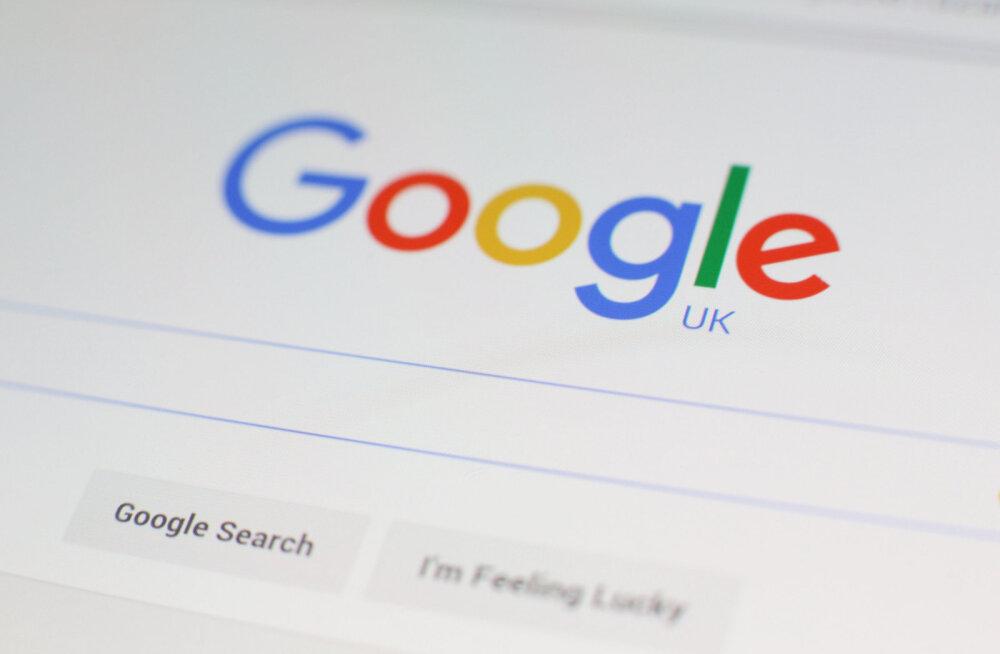 9 miljardit dollarit - hind Google'i ülemvõimu eest