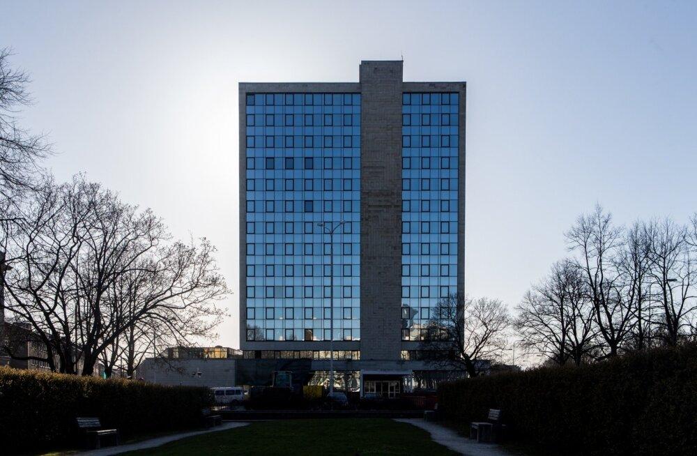Rahandusministeeriumi hoone