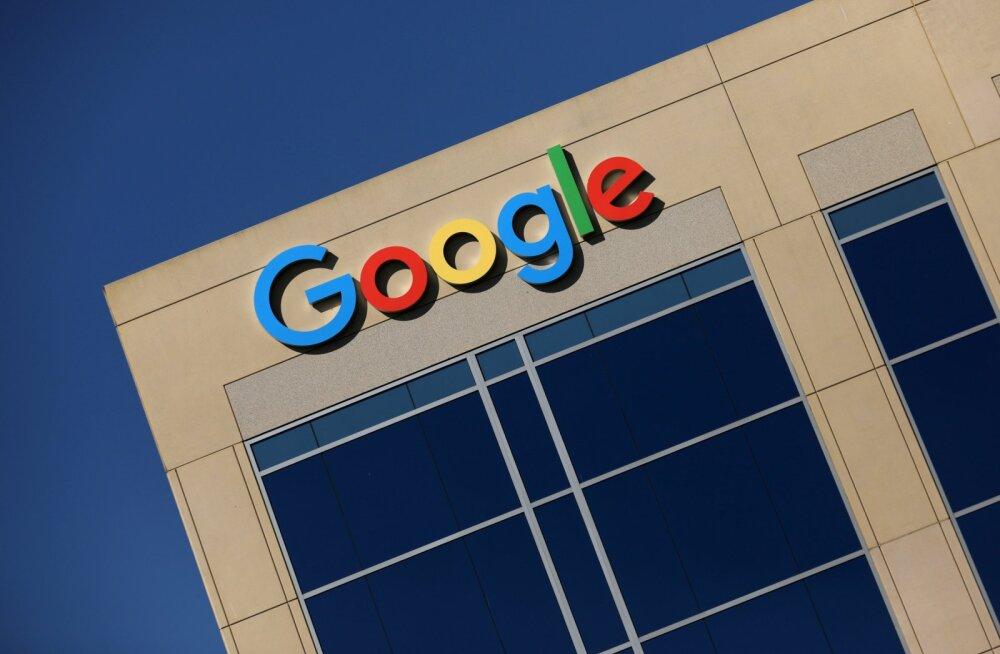 Google kaevati kohtusse süüdistatuna konservatiivsete valgete meeste ahistamises