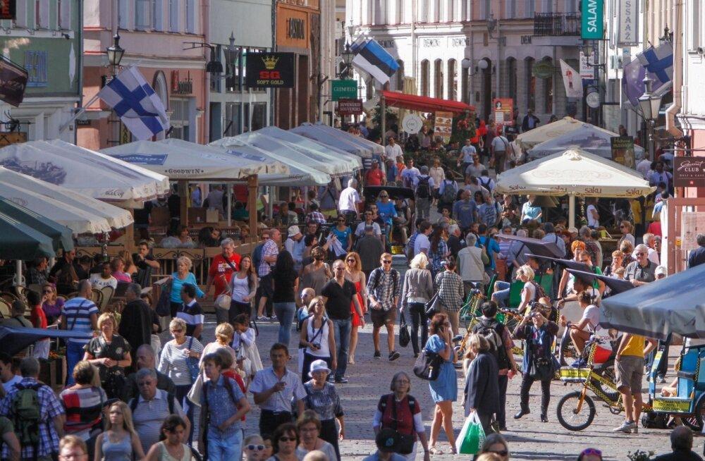 Viru tänav, vanalinn
