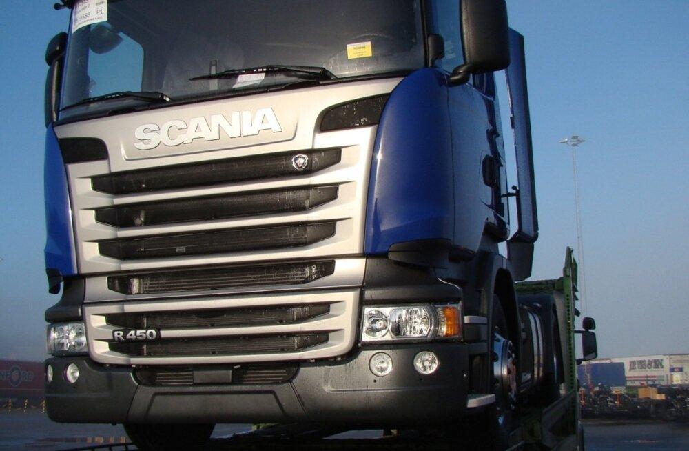 Scania on salamahti valmis teinud terve rea veokimootoreid, mis töötavad alternatiivkütustega