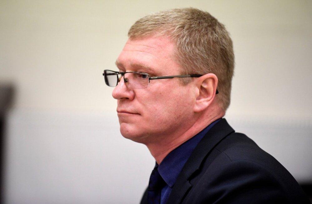 Aleksandr Jefimovi kohtuprotsess Narvas