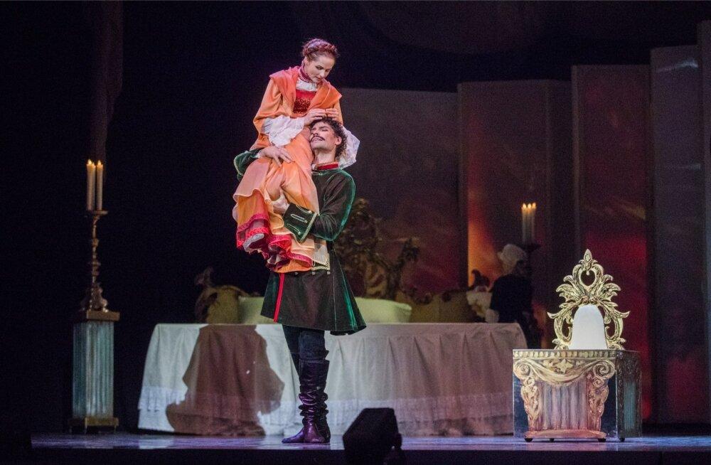 Ballett Estonia teatris
