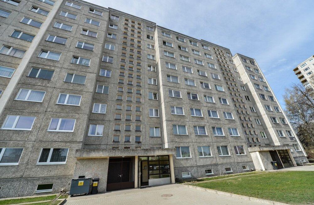 Uuest aastast on kõik korterit koormatud hüpoteegiga korteriühistu kasuks.