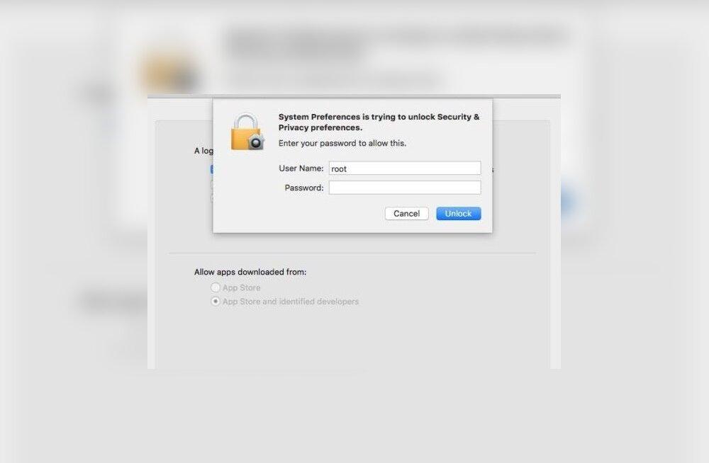 Vigade parandus: Apple üllitas oma ulatusliku turvaaugu parandamiseks nüüd ametliku patchi