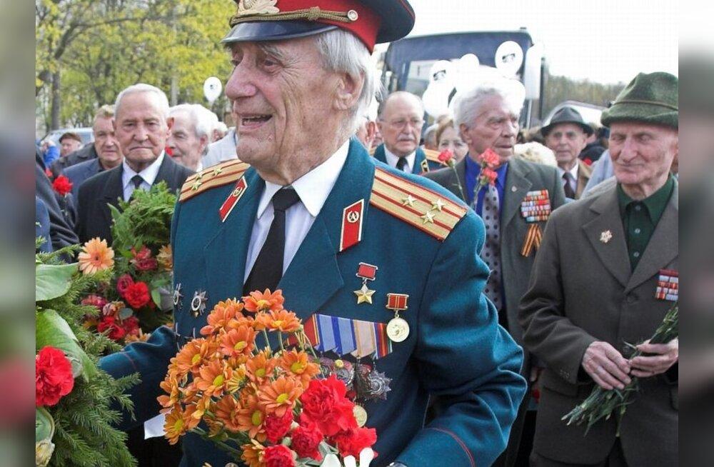 Medvedev andis Arnold Merile postuumselt ordeni