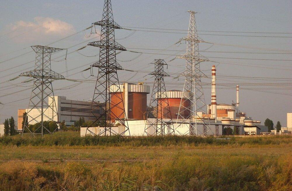 SBU: Lõuna-Ukraina tuumaelektrijaama paigaldati vale kaabel, mis oleks võinud viia katastroofini