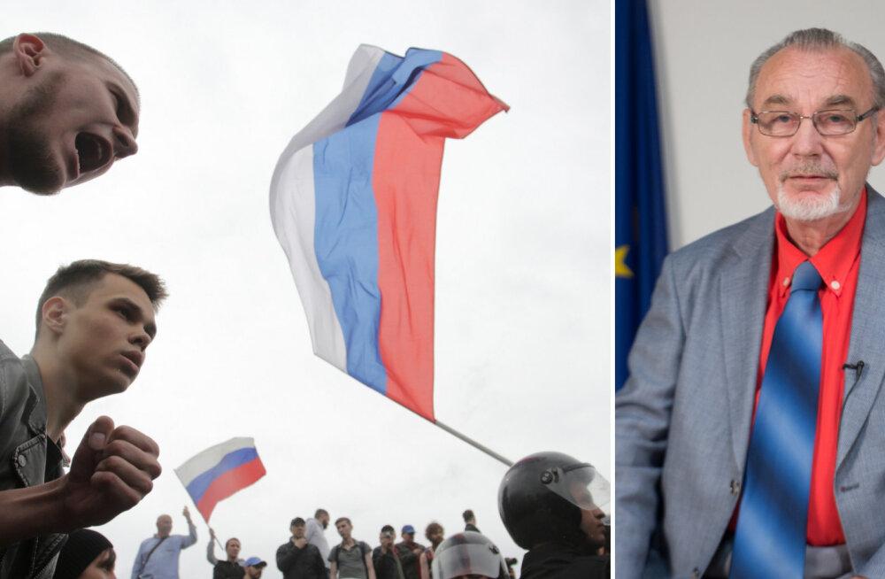 Toomas Alatalu russofoobide nimekirjast: eestlased oleks nagu salamisi russofoobid, lätlased on seda avalikult