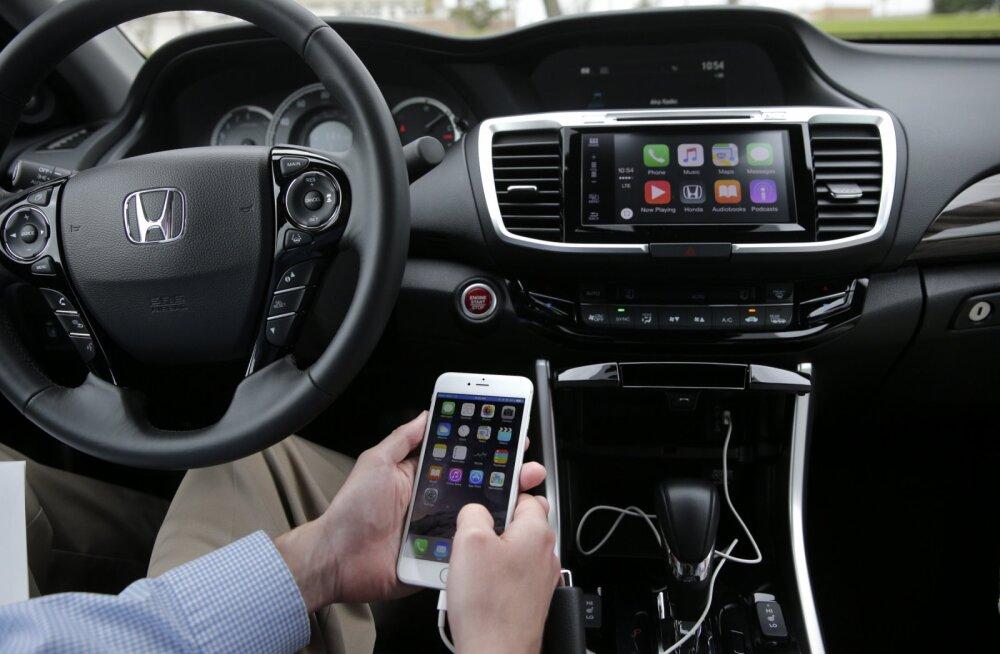Apple'i auto: varem kõlakas, nüüd reaalne projekt