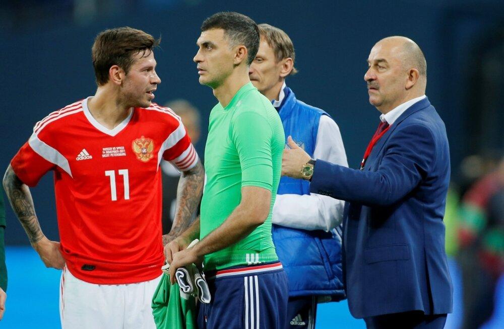 Venemaa vs Hispaania