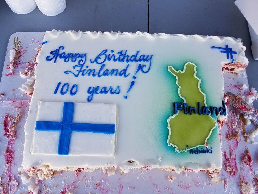 Открытки день независимости финляндии 85