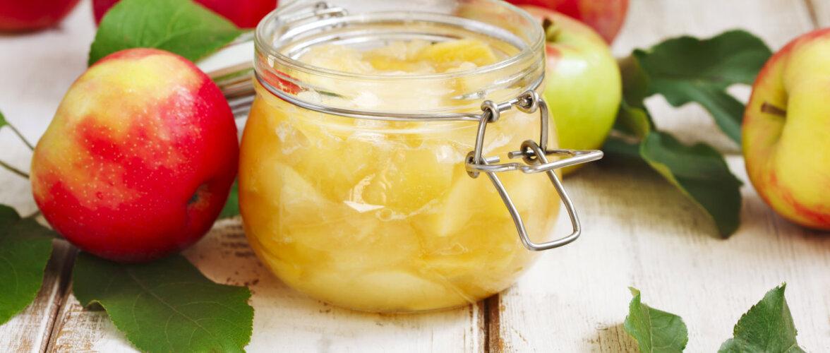 RETSEPT | Valmista ise hõrk ja teistmoodi õunamoos