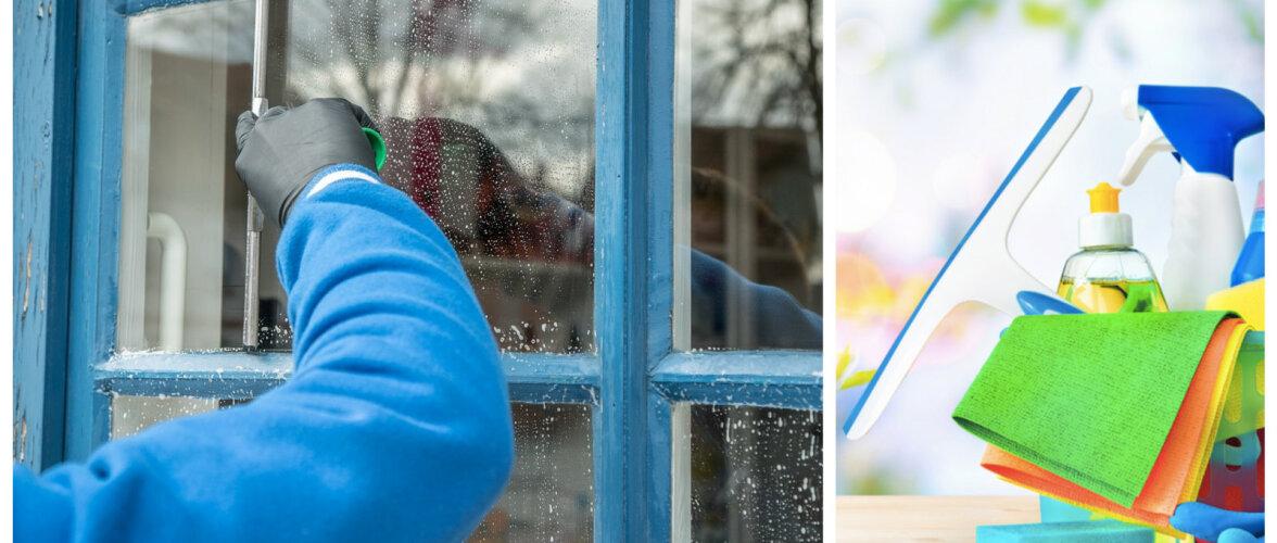 Не мойте окна в солнечный день, или Ошибки, которые мы совершаем при уборке