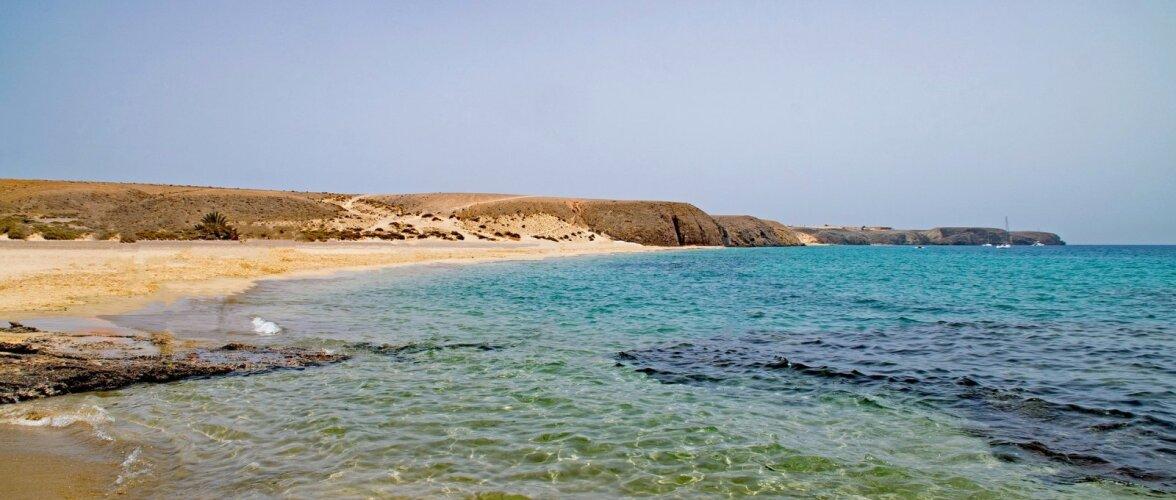 Puhka sügisel Lanzarote saarel Kanaaridel: edasi-tagasi lennupiletid Tallinnast alates 192€!