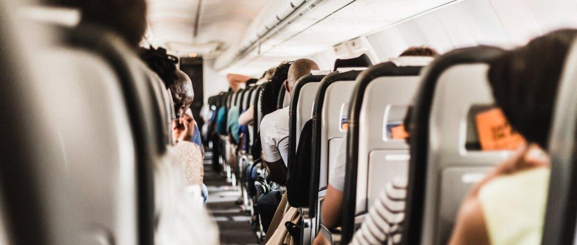 Vaata järele! TOP 10 kõige kliendivaenulikumat lennufirmat paljastatud