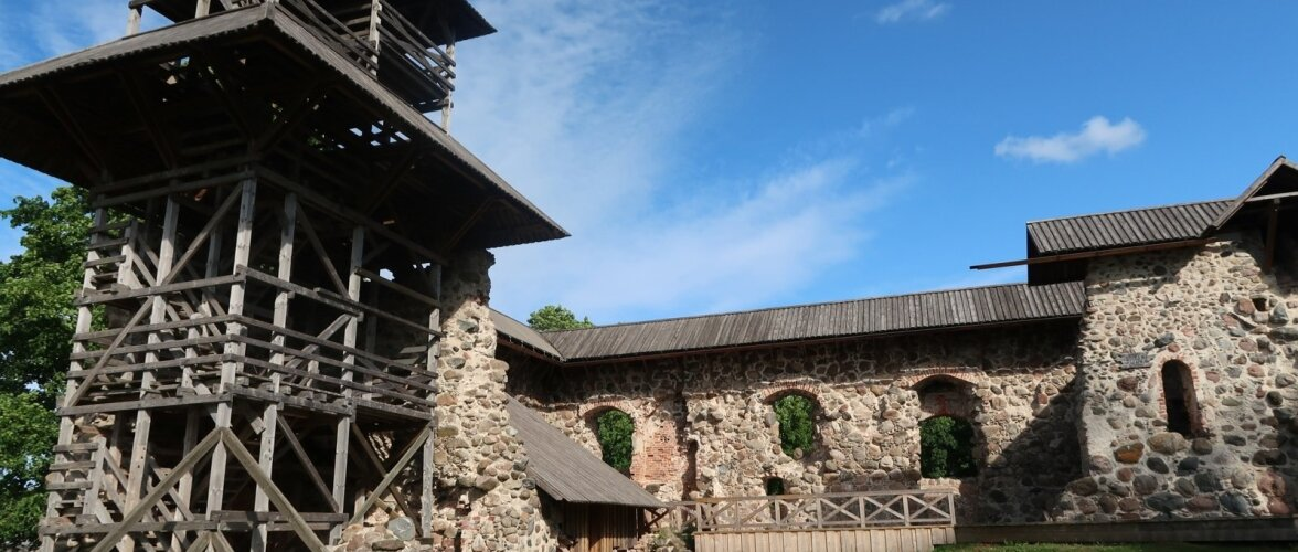 Limbaži loss