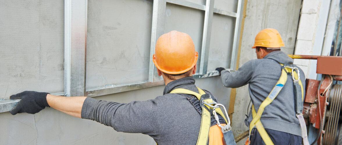Ümbrikupalga maksjad hoitakse riigi ehitusobjektidest eemal