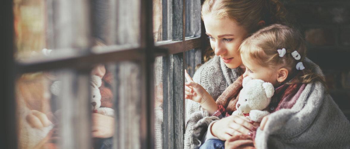 Kõik, mis mõjutab ema heaolu, mõjutab ka last