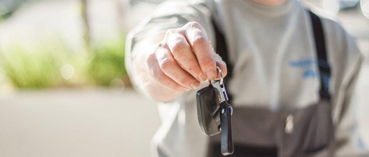 OLULINE   Auto rentimine reisil: mida pead kindlasti teadma?