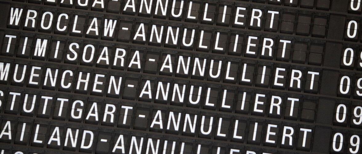 Забастовки потрясают Европу: возмещения по моральному ущербу авиапассажиров превышают 6 миллиардов евро