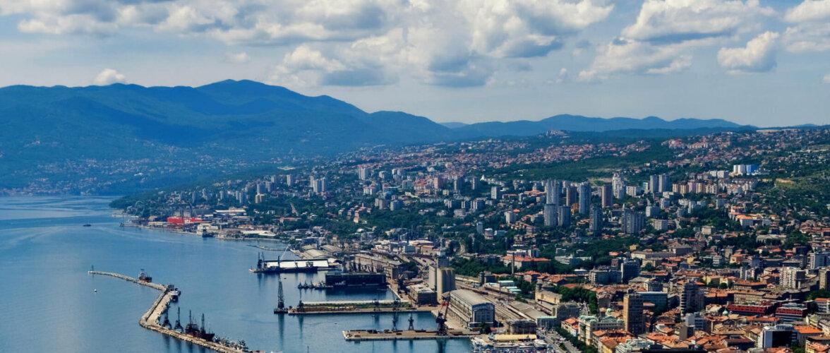 Nordica avab täna otseliini Horvaatia sadamalinna Rijekasse