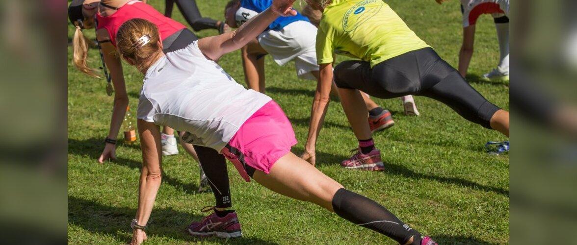 Milliseid esmaabivahendeid harrastussportlane vajab?