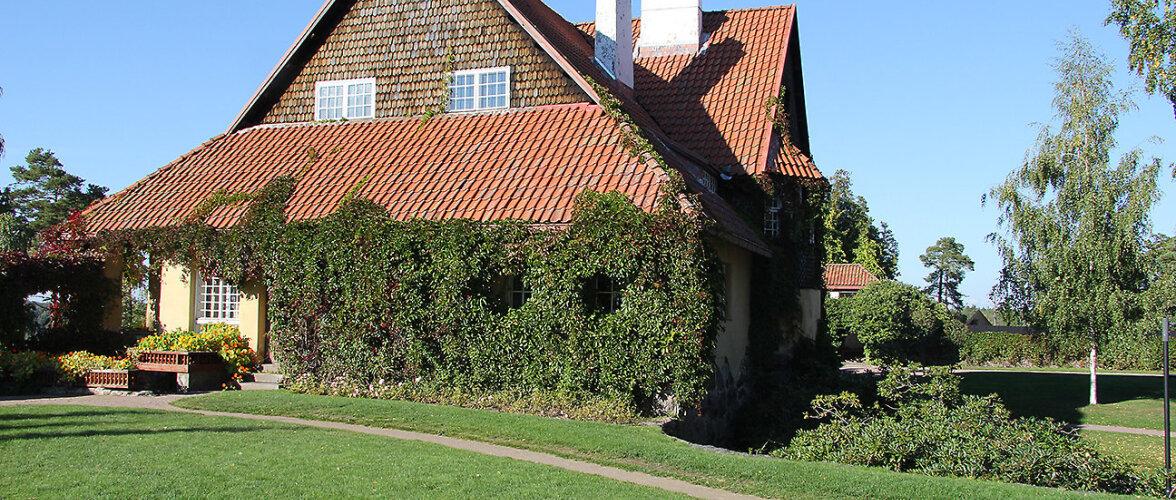 Legendaarse arhitekti Eliel Saarineni autentsel kujul säilinud kodu