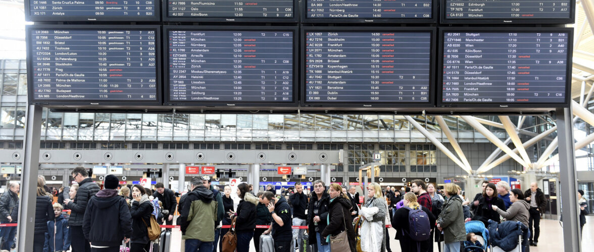 10 самых загруженных аэропортов в мире