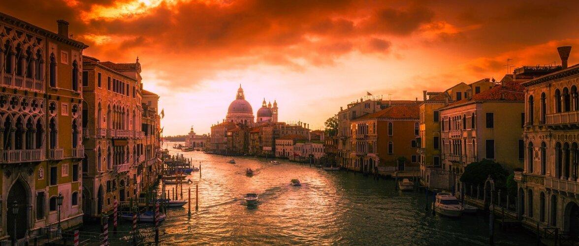 Sinu unistused täituvad romantilises Veneetsias! Nüüd edasi-tagasi lennupiletid Tallinnast kõigest 122€